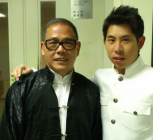 Alex Cheung and Lau Kar Yung 2011