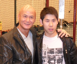 Gordon Liu and Alex Cheung